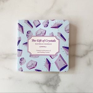 The Gift of Crystals Book